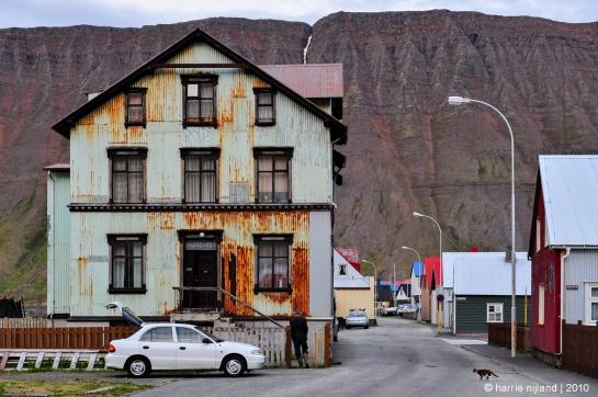 Day in Ísafjörður prt6