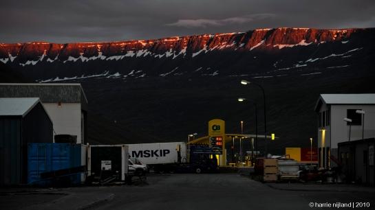 Night in Ísafjörður prt5
