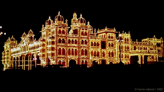 Enlightened Mysore Palace